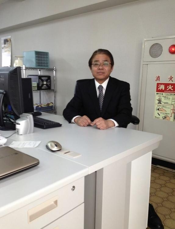 代表者 吉村光弘の写真